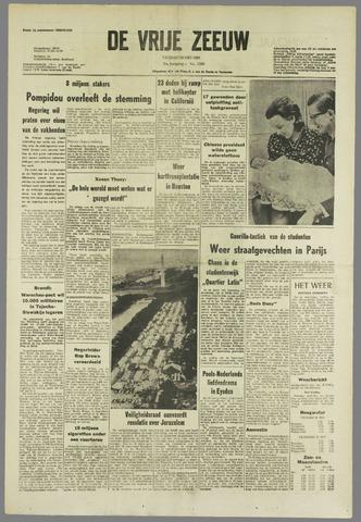 de Vrije Zeeuw 1968-05-24