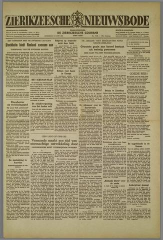 Zierikzeesche Nieuwsbode 1952-06-19