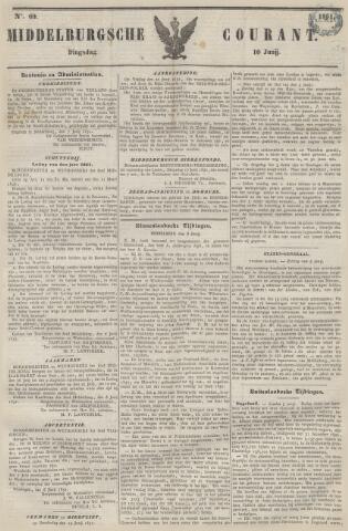Middelburgsche Courant 1851-06-10