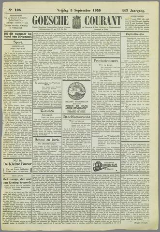 Goessche Courant 1930-09-05