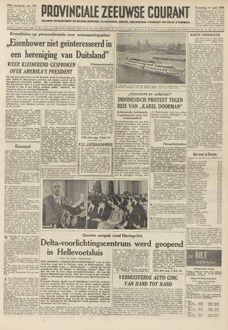 Provinciale Zeeuwse Courant 1960-06-04