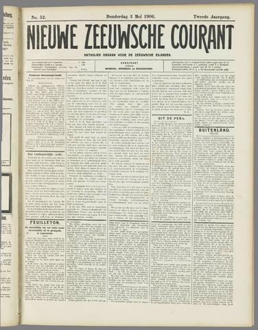 Nieuwe Zeeuwsche Courant 1906-05-03