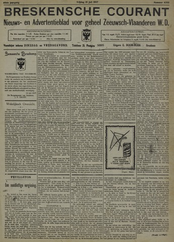 Breskensche Courant 1937-07-16
