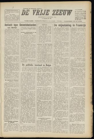 de Vrije Zeeuw 1948-10-25