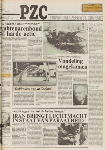 Provinciale Zeeuwse Courant 1979-11-23