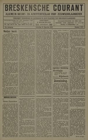 Breskensche Courant 1925-08-29