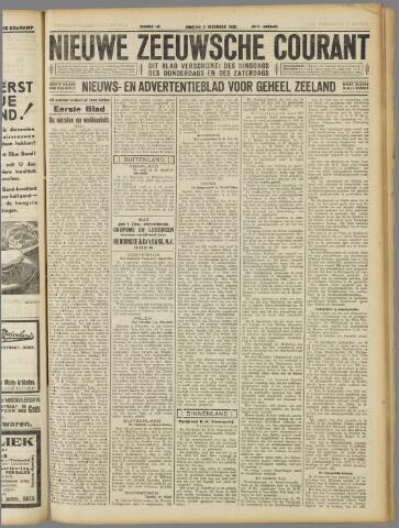 Nieuwe Zeeuwsche Courant 1930-12-02