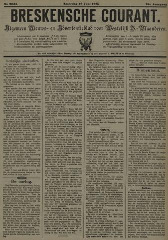 Breskensche Courant 1915-06-19
