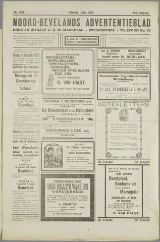 Noord-Bevelands Nieuws- en advertentieblad 1928-12-01