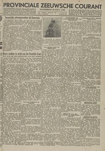 Provinciale Zeeuwse Courant 1943-09-30