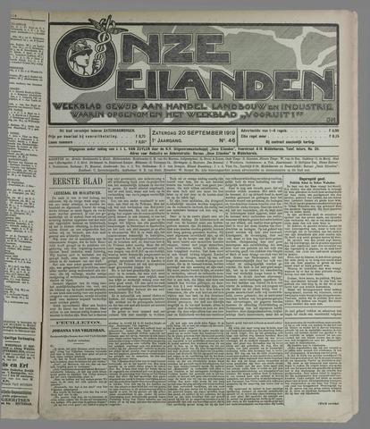 Onze Eilanden 1919-09-20