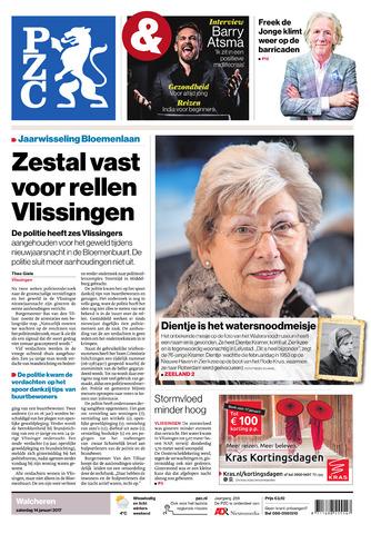 Provinciale Zeeuwse Courant 2017-01-14