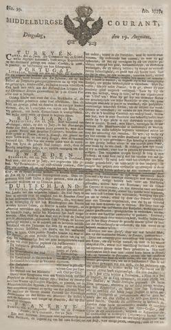 Middelburgsche Courant 1777-08-19