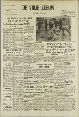 de Vrije Zeeuw 1966-01-10