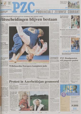 Provinciale Zeeuwse Courant 2005-05-23