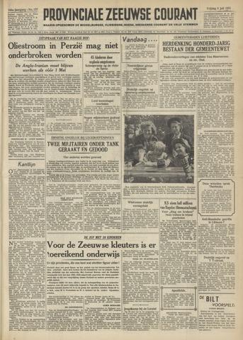 Provinciale Zeeuwse Courant 1951-07-06