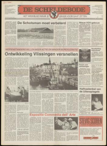 Scheldebode 1986-02-27