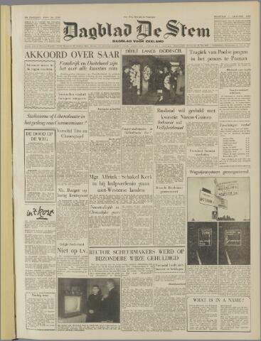 de Stem 1956-10-01