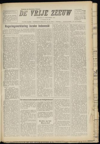 de Vrije Zeeuw 1948-12-21