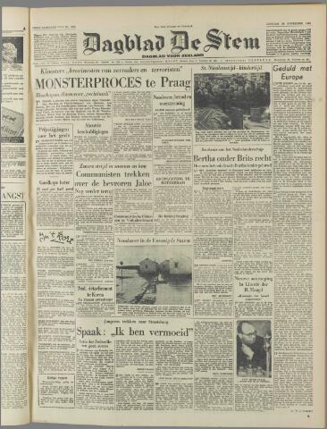 de Stem 1950-11-28