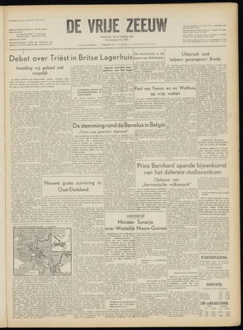de Vrije Zeeuw 1953-10-30