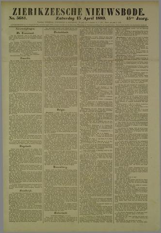 Zierikzeesche Nieuwsbode 1889-04-13