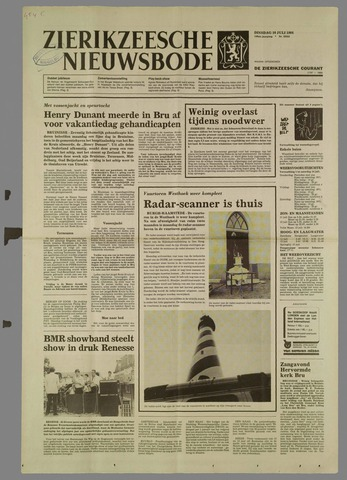 Zierikzeesche Nieuwsbode 1984-07-10