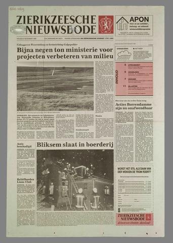 Zierikzeesche Nieuwsbode 1996-11-08