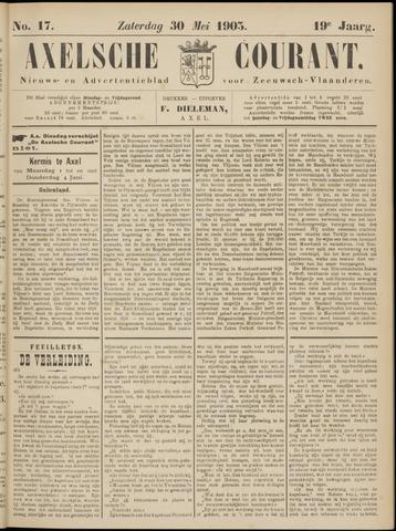 Axelsche Courant 1903-05-30