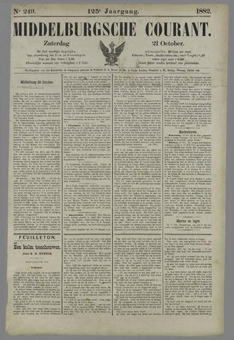 Middelburgsche Courant 1882-10-21