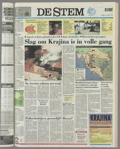 de Stem 1995-08-05