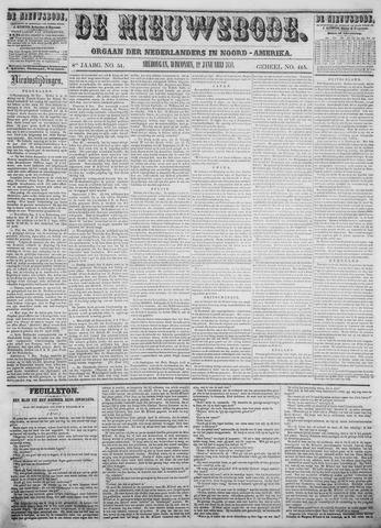 Sheboygan Nieuwsbode 1858-01-12