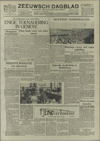Zeeuwsch Dagblad 1954-05-15