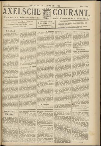 Axelsche Courant 1932-10-11