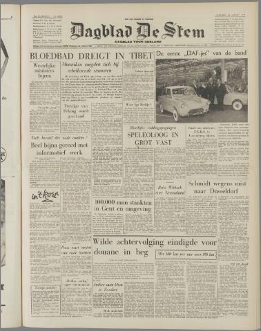 de Stem 1959-03-24