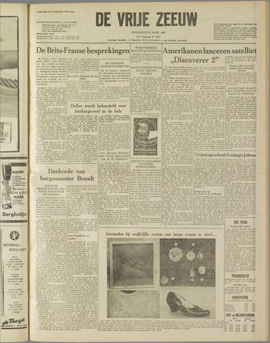 de Vrije Zeeuw 1959-04-15