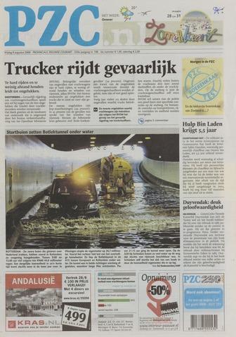 Provinciale Zeeuwse Courant 2008-08-08
