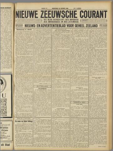Nieuwe Zeeuwsche Courant 1933-10-26