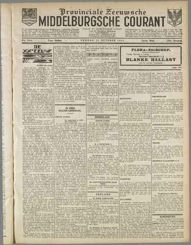 Middelburgsche Courant 1930-10-31