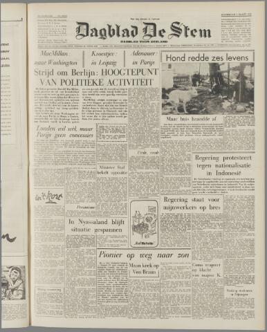 de Stem 1959-03-05