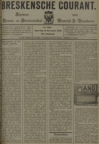 Breskensche Courant 1913-12-13