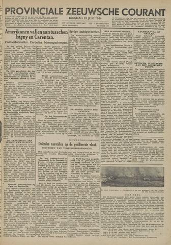 Provinciale Zeeuwse Courant 1944-06-13