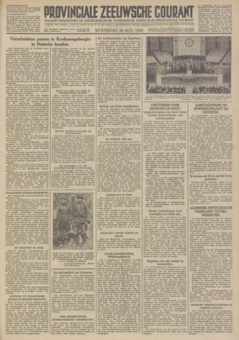 Provinciale Zeeuwse Courant 1942-08-26