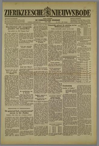 Zierikzeesche Nieuwsbode 1952-09-06