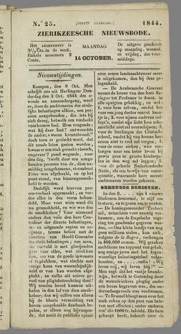 Zierikzeesche Nieuwsbode 1844-10-14
