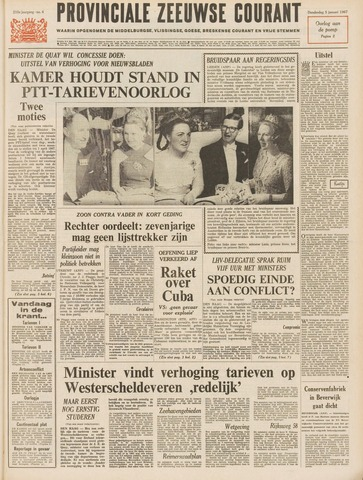 Provinciale Zeeuwse Courant 1967-01-05