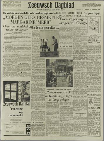 Zeeuwsch Dagblad 1960-09-12