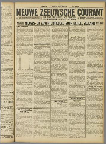 Nieuwe Zeeuwsche Courant 1928-10-18