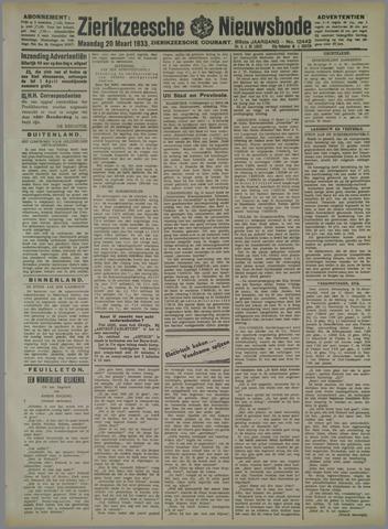 Zierikzeesche Nieuwsbode 1933-03-20