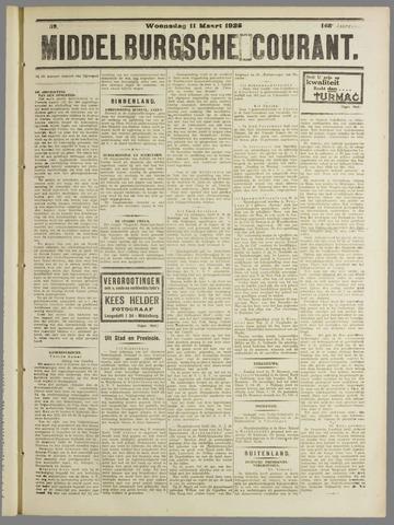 Middelburgsche Courant 1925-03-11